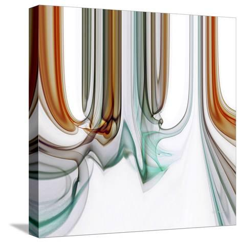 Wave Dance II-Mark Lawrence-Stretched Canvas Print