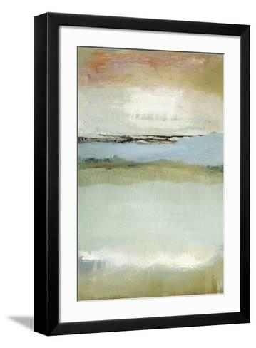 Floating World-Caroline Gold-Framed Art Print