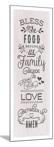 Food, Family, Love-Tammy Apple-Mounted Art Print