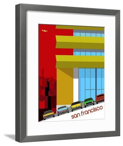 California Hills-Michael Murphy-Framed Art Print
