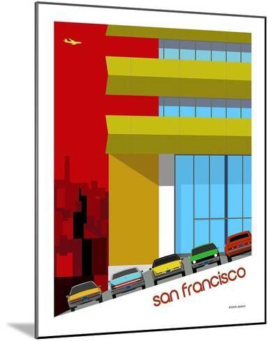 California Hills-Michael Murphy-Mounted Art Print