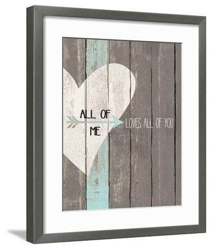 All of Me 2-Jo Moulton-Framed Art Print
