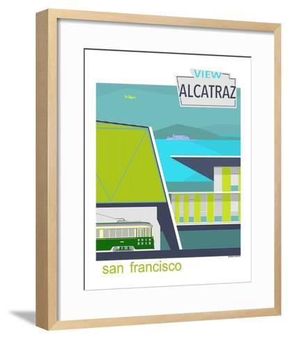 View Alcatraz-Michael Murphy-Framed Art Print
