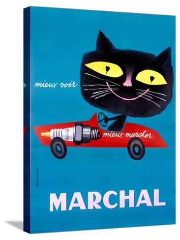 Marchal--Stretched Canvas Print