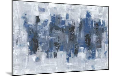 Midtown Moonlight-Emma Bell-Mounted Giclee Print