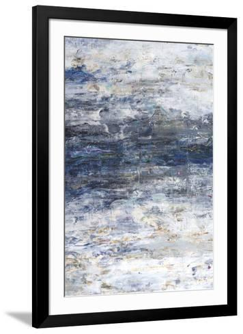 An Ocean Of Sky-Hilario Gutierrez-Framed Art Print