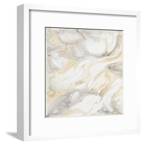 Alabaster III-Debbie Banks-Framed Art Print