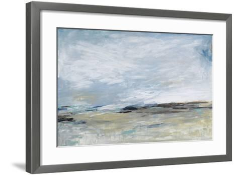 Mountains To Climb-Wani Pasion-Framed Art Print