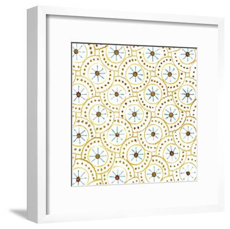 Going Circles IV-Hope Smith-Framed Art Print