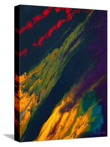 Radiance-Lis Dawning Scott-Stretched Canvas Print