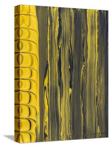 Hidden-Lis Dawning Scott-Stretched Canvas Print