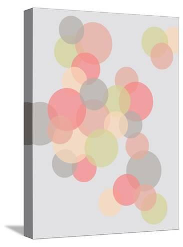 Balloons-Nanamia Design-Stretched Canvas Print
