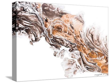 Graceful Billows-Lis Dawning Scott-Stretched Canvas Print