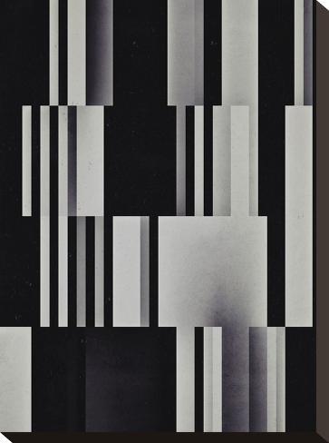 Vyrt Nymbyrrd-Spires-Stretched Canvas Print