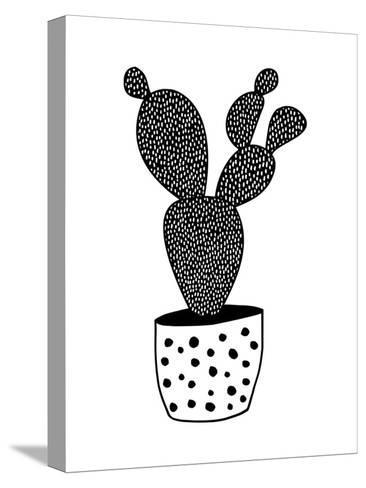 Cactus-Nanamia Design-Stretched Canvas Print
