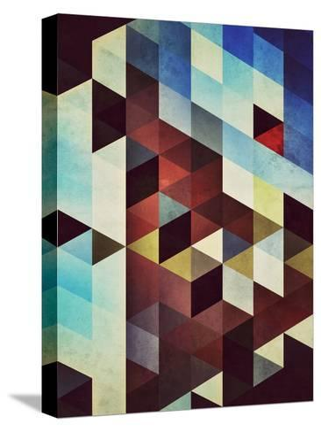 Myyvv Rydyxx-Spires-Stretched Canvas Print