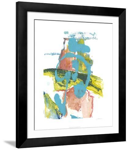 Happy Thoughts I-Joyce Combs-Framed Art Print