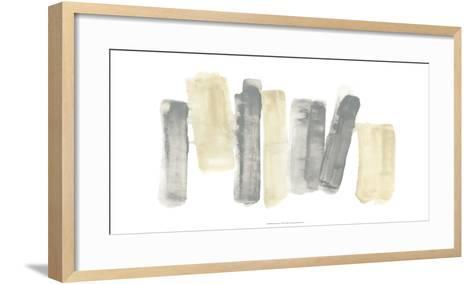 Neutral Sentry I-June Erica Vess-Framed Art Print