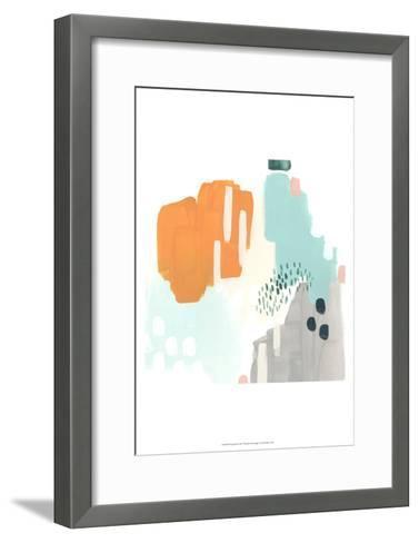 Precept I-June Erica Vess-Framed Art Print