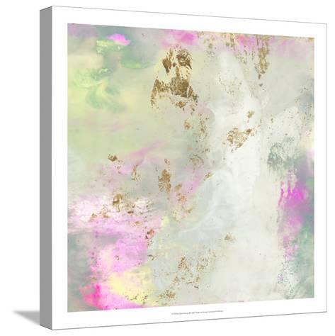 Pastel Swoop II-Jennifer Goldberger-Stretched Canvas Print