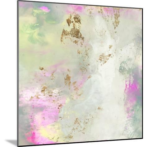Pastel Swoop II-Jennifer Goldberger-Mounted Art Print