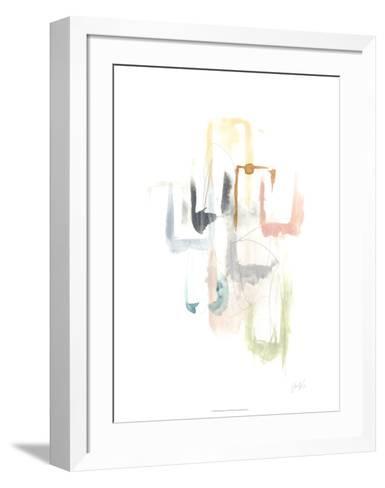 Pastel Windows I-June Erica Vess-Framed Art Print