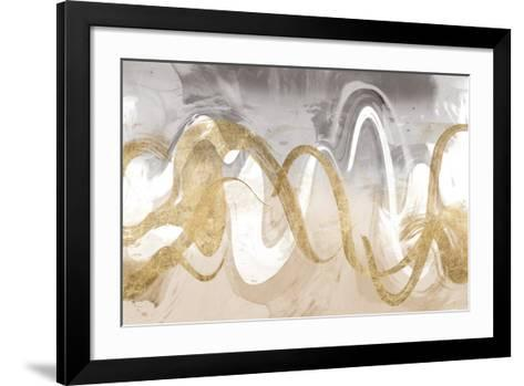 Infinite Swirl II-Jennifer Goldberger-Framed Art Print