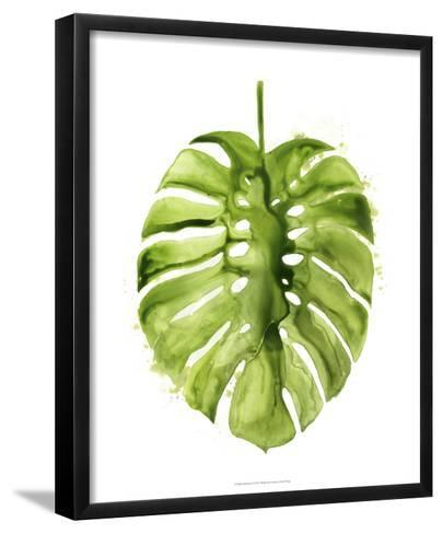 Monstera I-Grace Popp-Framed Art Print