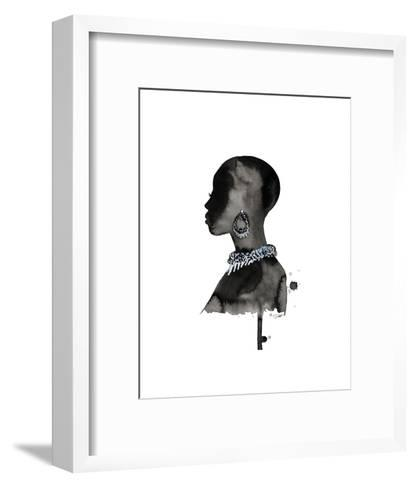 This is How I Show My Love-Jessica Durrant-Framed Art Print