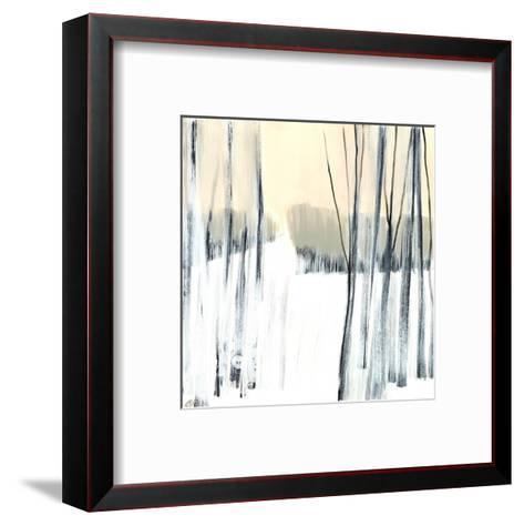 Winter Woods II-Cathe Hendrick-Framed Art Print