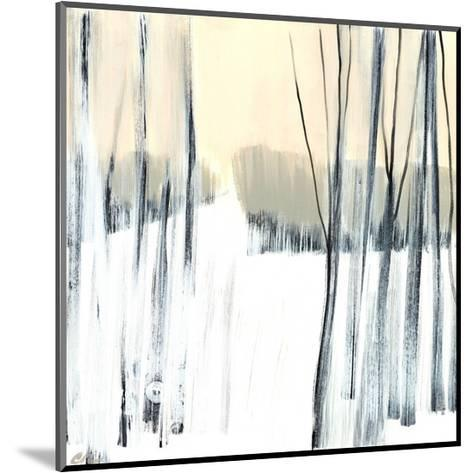 Winter Woods II-Cathe Hendrick-Mounted Art Print