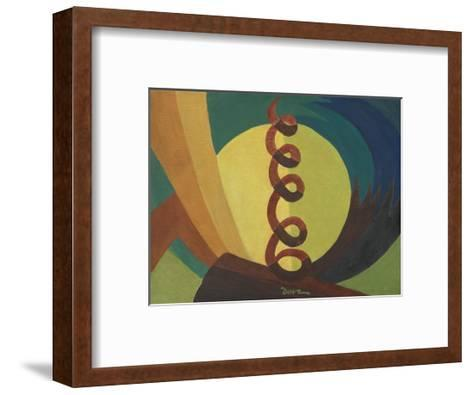 Spring, 1943-Arthur Dove-Framed Art Print