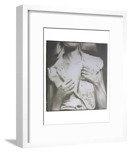And What About You?-J?nos Huszti-Framed Art Print
