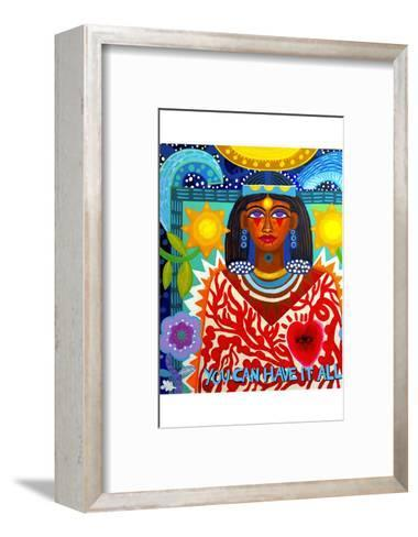 You Can Have It-Mercedes Lagunas-Framed Art Print