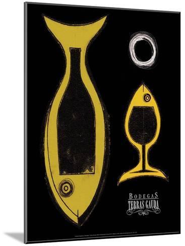 Bodegas, Terras Gauda, 2000-Hudesa Kaganow-Mounted Art Print