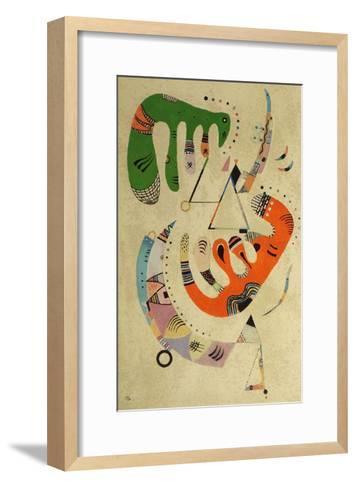 Composition ll, 1922-Wassily Kandinsky-Framed Art Print