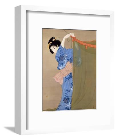 Firely, 1913-Shoen Uemara-Framed Art Print