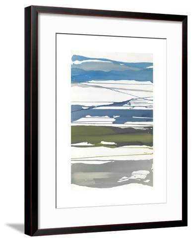 In Between Color III-Rob Delamater-Framed Art Print