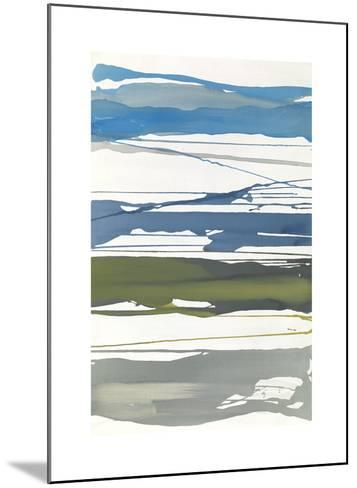 In Between Color III-Rob Delamater-Mounted Giclee Print