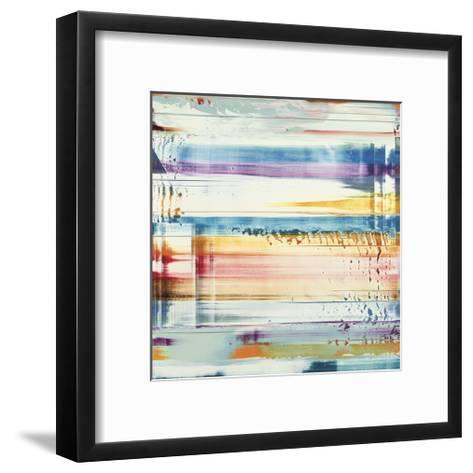 Excavations I-Barry Osbourn-Framed Art Print