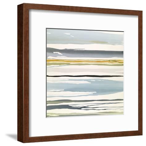 In Between Color IV-Rob Delamater-Framed Art Print