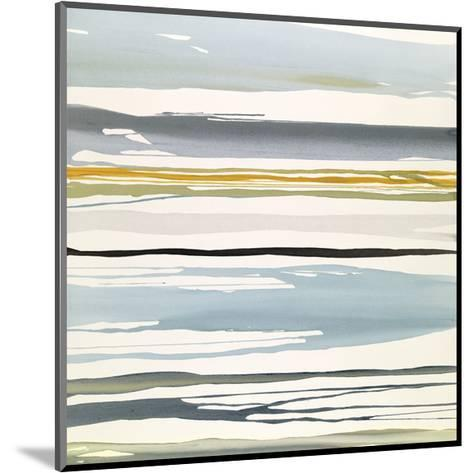 In Between Color IV-Rob Delamater-Mounted Giclee Print