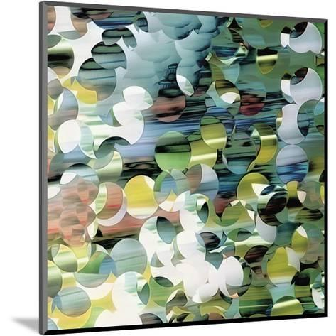 Ripples Right-Carla West-Mounted Giclee Print