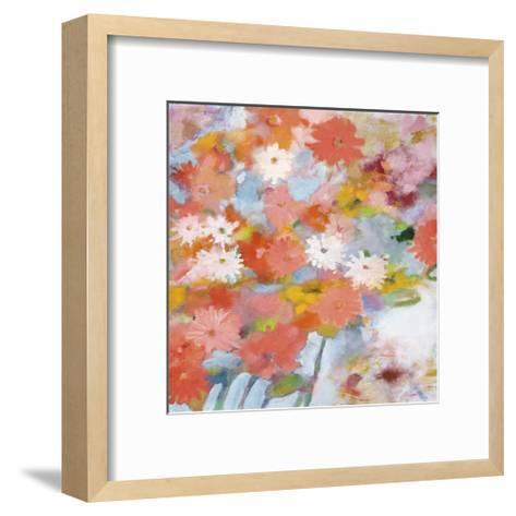Orange Blossoms-Kerri Blackman-Framed Art Print