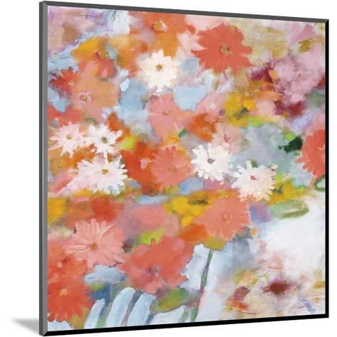 Orange Blossoms-Kerri Blackman-Mounted Giclee Print