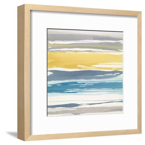 In Between Color VI-Rob Delamater-Framed Art Print