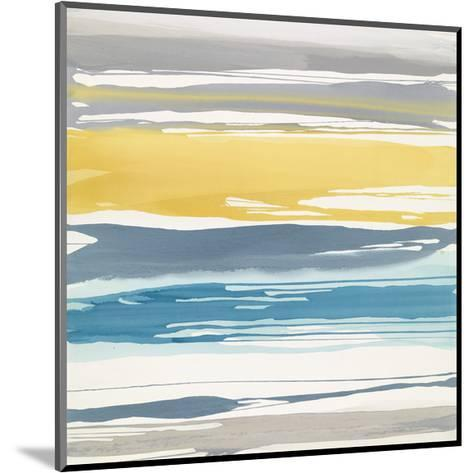 In Between Color VI-Rob Delamater-Mounted Giclee Print