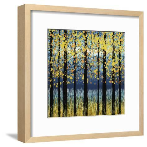 Field of Peace-Daniel Lager-Framed Art Print