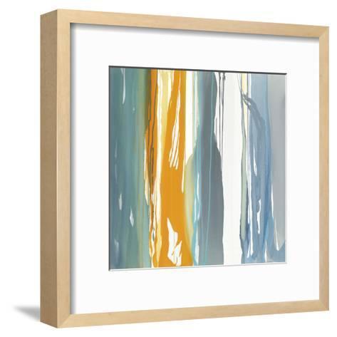 In Between Color XI-Rob Delamater-Framed Art Print