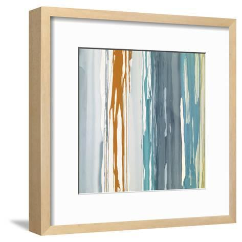 In Between Color XII-Rob Delamater-Framed Art Print